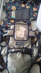 Рюкзак переноска WOMAR в подарок еще одна