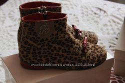 Демисезонная обувь для двора и садика