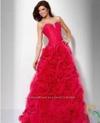 Шикарное платье  на выпускной или на другое торжество Jovani США