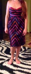 вечернее шелк коктельное платье Guess