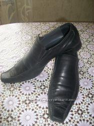 Туфли кожаные 43р