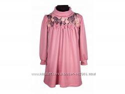 Платье РОЗОЧКИ  128 размеры в наличии новые