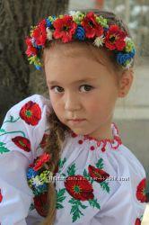 Нежный украинский ободок