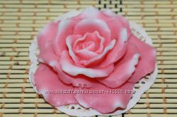 Мыло - розочка - подарок к 8 марта