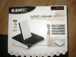 Movie Cube P800 - Мультимедийный плеер с портативным HDD и гибридным тюнеро