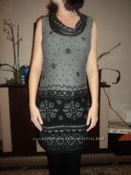 Платье с орнаментом, Cache-Cache, р М