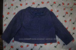 Укороченный пиджак-болеро, с люрексом  Atmosphere р. 50-52