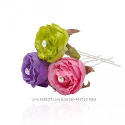 Шпильки-цветы