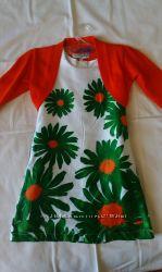 Нове нарядне плаття CA з болеро, розмір 92