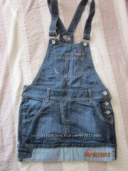сарафан джинсовый девочке рост до 160см, XS