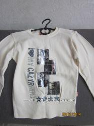 модная футболка PRIMAX девочке на 6-7лет 110-130см