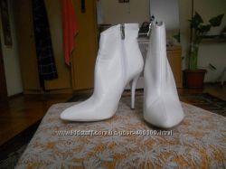 Красивые ботиночки для невесты