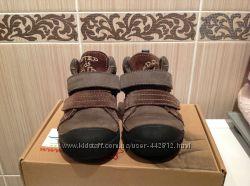 кожаные ботиночки D. D. Step