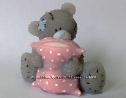 Мыло мыльное Мишка с подушкой