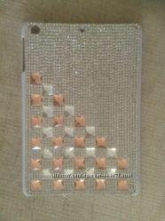 Чехол на планшет с камнями для яркой девушки iPad mini