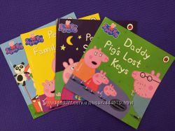 Книги Peppa Pig на английском языке