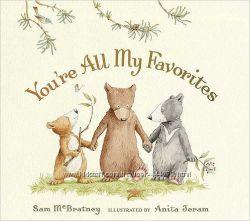 Английские детские книги о любви и не только