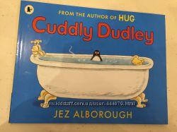 Английская книга Cuddly Dudley