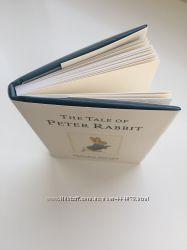 Английская книга о кролике Питере The Tale of Peter Rabbit под заказ