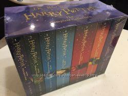 Harry Potter The Complete Collection комплект из 7 книг