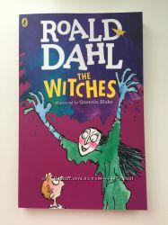 Английская книга Roald Dahl