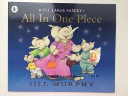 Английские книги Jill Murphy