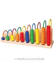 Набор для обучения Viga Toys Учимся считать 5 вида