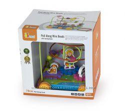 Лабиринт Viga Toys Машинка