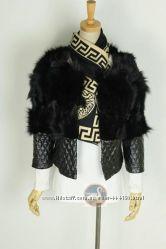 Эксклюзивная  меховая куртка