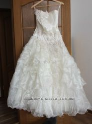 Свадебное-бальное платье