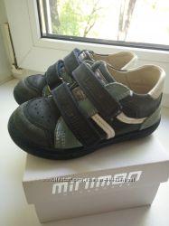 Minimen первые туфли 21 р, 13, 5-14 см стелька