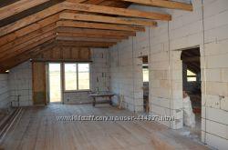 Продам свой дом недострой по доступной цене или обмен на квартиру