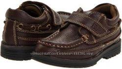 Осенние туфли из натуральной кожи Sperry Top-Sider 30 р.