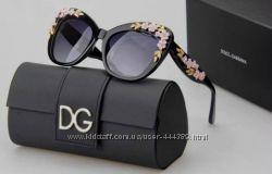 Шикарные элитные очки DG Almond Flowers в наличии