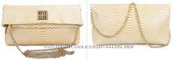 Стильная и элегантная сумка-клатч от Givenchy. Натуральная кожа