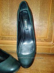 ЕССО туфли обуты 1 раз 38размер