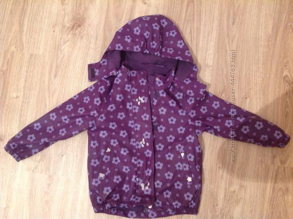 Продам куртку - дождевик TCM CHIBO, размер 98-104