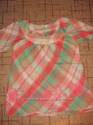 Туничка с вышивкой
