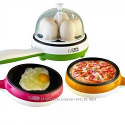 яйцеварка, яйцежарка, мини пароварка-31