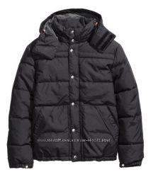Демисезонные куртки H&M для мужчин