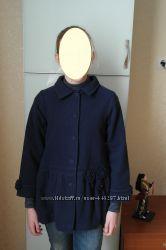 Модное кашемировое пальто Испания