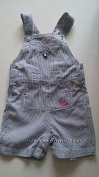 Комбинезон-шорты Chicco на мальчика р. 86