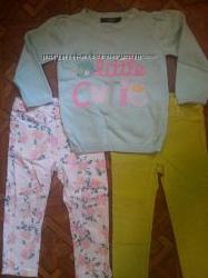 Комплект одежды на 2-3года