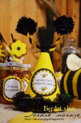 Набори та аксесуари до свята. Бджілка