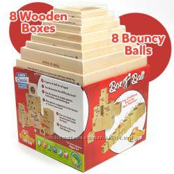 Box & Balls активная настольная игра