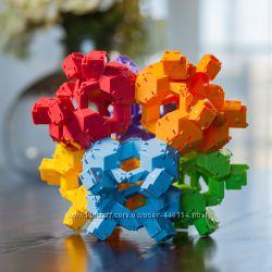 Конструктор для создания геометрических фигур Черепашки акробаты Reptangles