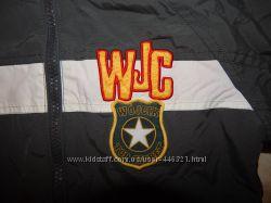 Двухсторонняя куртка на флисе Wojcik в 98 р.