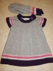 Продам платье - тунику  с шарфиком