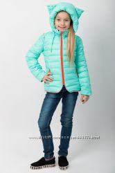 Деми куртки для девочек и мальчиков по приемлемим ценам