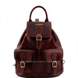 Эксклюзивный кожаный рюкзак Tokyo - возьми роскошь в путешествие